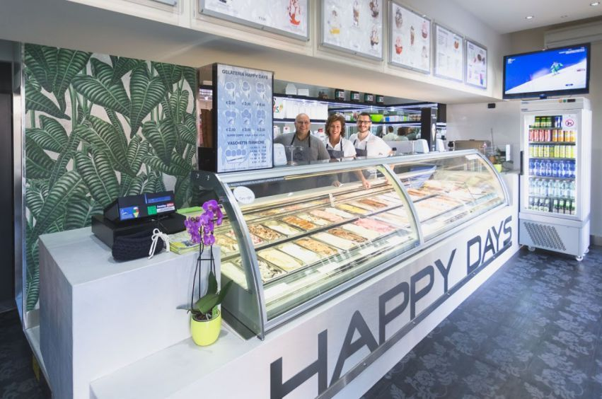 Gelateria Happy Days